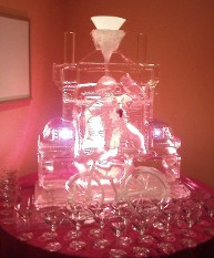 Divorce Party Drink Luge