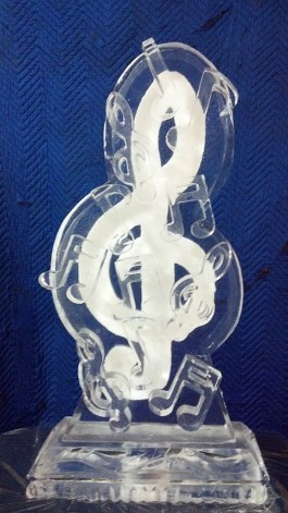 Music Note Cluster